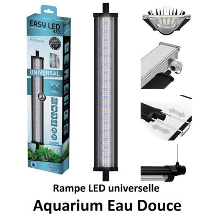 lampe led aquarium eau douce