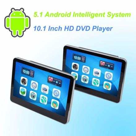 lecteur dvd android