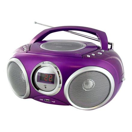 lecteur radio cd mp3 usb