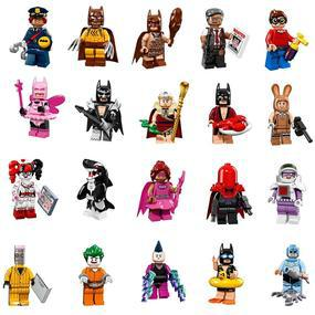 lego batman figures