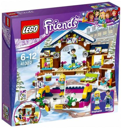 lego friends patinoire