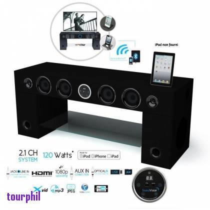 meuble tv sound
