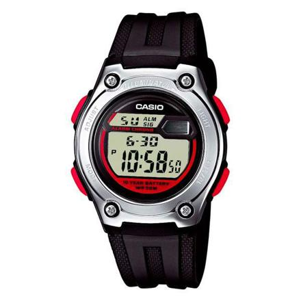 montre casio junior
