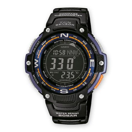montre casio sgw 100