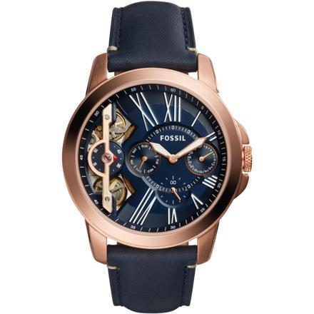 montre homme fossile