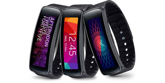 montre samsung gear fit