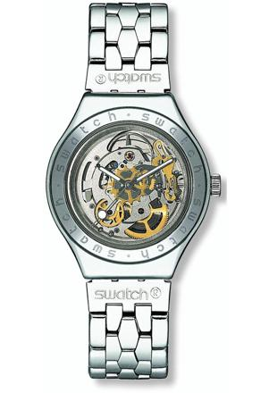 montre squelette swatch