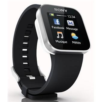 montre tactile sony