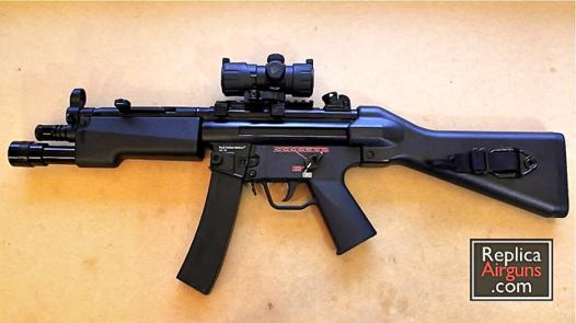 mp5 paintball