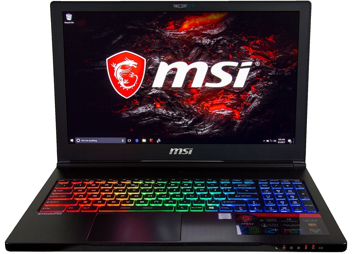 msi ultrabook gamer