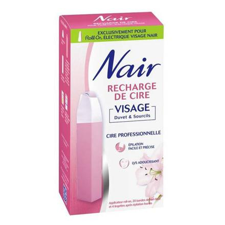 nair roll on electrique
