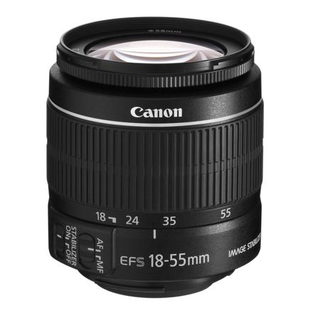 objectif canon ef s 18 55mm