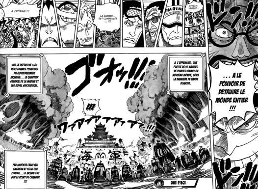 one piece fin du manga