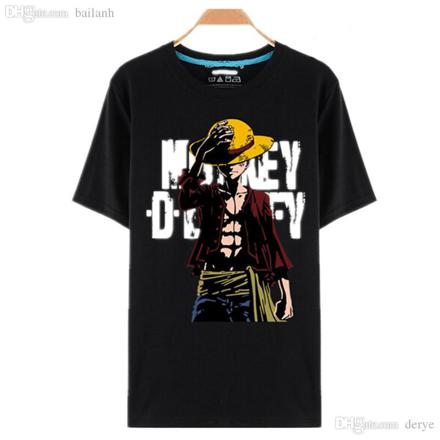 one piece tshirt