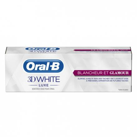 oral b dentifrice