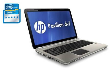 ordinateur portable hp pavilion dv7