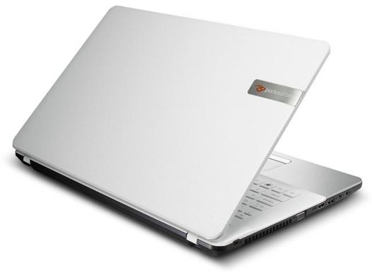 ordinateur portable packard bell blanc