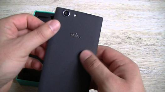 ouvrir portable wiko