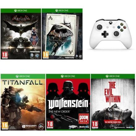 pack manette xbox one
