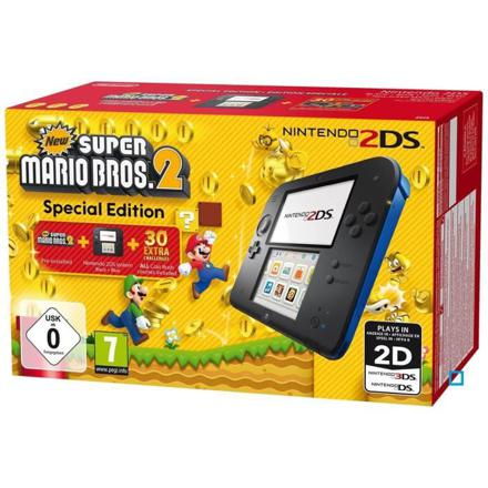 pack nintendo 2 ds