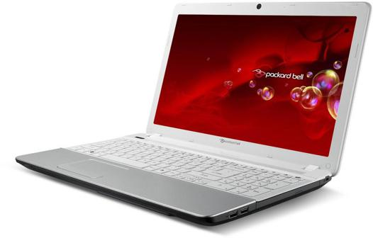 packard bell easynote blanc