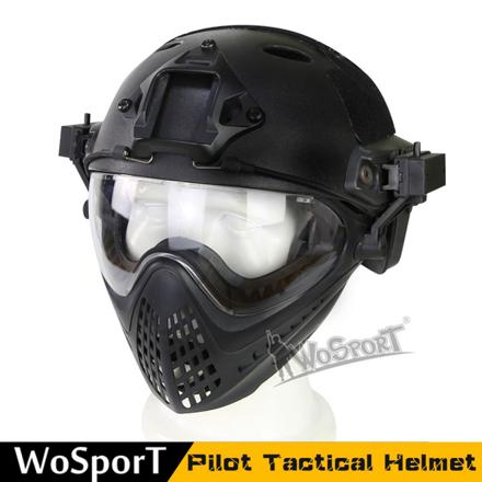 paintball casque