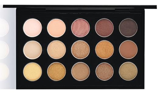 palette de maquillage mac