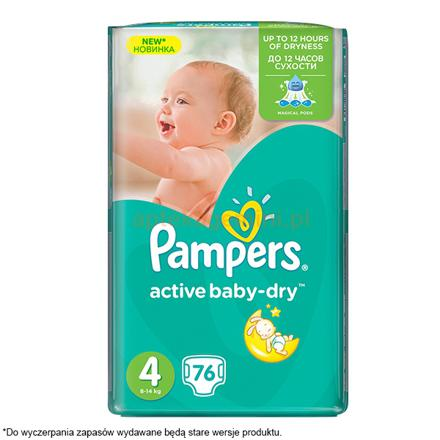 pampers 4 baby dry