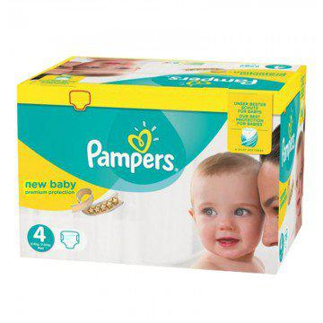 pampers new baby taille 4