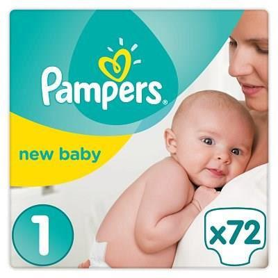 pampers taille 1