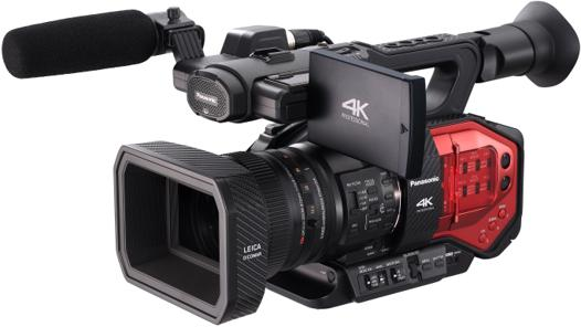 panasonic 4k camescope